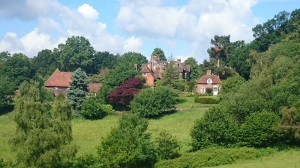 In the heart of the High Weald